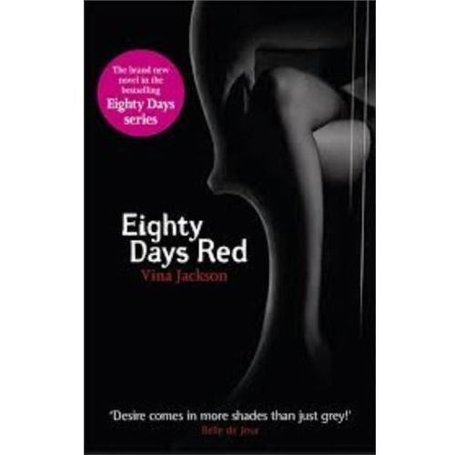 Eighty Days Red (9781409127796)