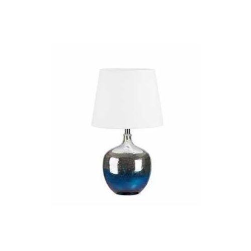 Markslojd Ocean stołowa niebieski/chrom/biały