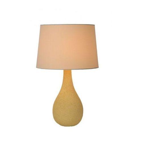 Lucide POLLI lampa stołowa W kolorze kremowym, 1-punktowy - Klasyczny - Obszar wewnętrzny - POLLI - Czas dostawy: od 4-8 dni roboczych