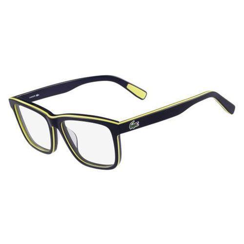 Okulary korekcyjne l2775 424 marki Lacoste