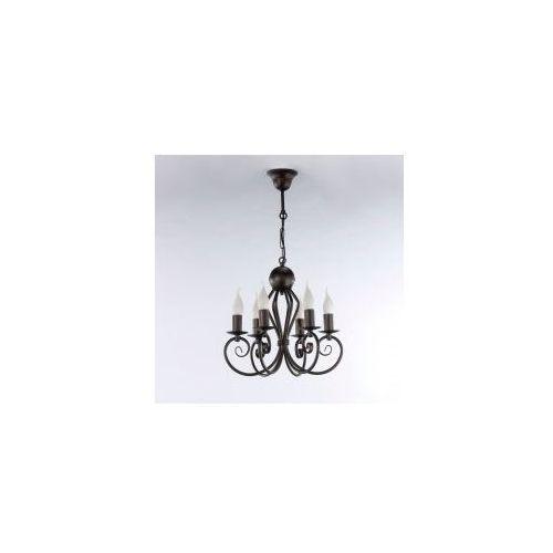 Namat Lampa wisząca kliwia classic venge 6 żar. 3557