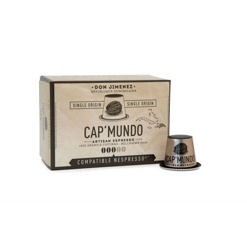 Single origins s.a. Kapsułki nespresso cap'mundo don jimenez 10szt. new (5453003487029)