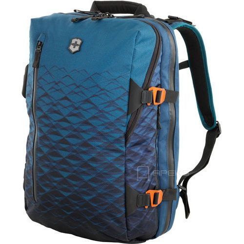 "Victorinox vx touring 17 plecak miejski na laptop 17"" / granatowy - dark teal (7613329036952)"