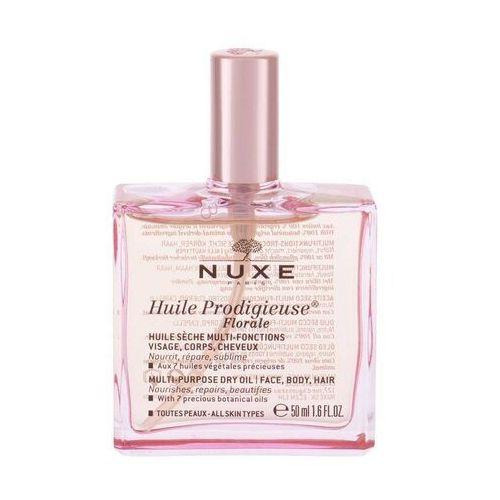 NUXE Huile Prodigieuse Florale Multi-Purpose Dry Oil olejek do ciała 50 ml dla kobiet (3264680024382)