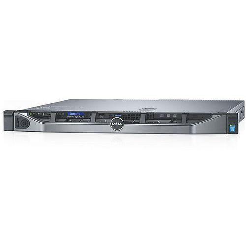 Serwer  r230 intel xeon 4-core 3.4ghz / ram 8gb ddr4 / hdd 2x1000gb sprzętowy raid5 / idracexp / 3y nbd od producenta Dell