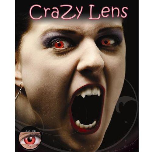 Zwariowane Soczewki Crazy. Najniższe ceny, najlepsze promocje w sklepach, opinie.