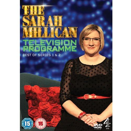 The sarah millican television programme - best of series 1 and 2, marki Channel 4
