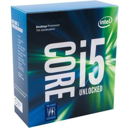 Procesor Intel Core I5-7600K 4.2GHz 6MB BOX (BX80677I57600K)/ DARMOWY TRANSPORT DLA ZAMÓWIEŃ OD 99 zł (5032037092807)