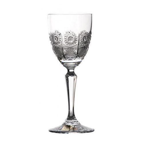 Caesar crystal 42562 szklanka chkolor bursztynowyly dezert, szkło kryształowe bezbarwne, objętość 140 ml