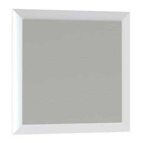 Mirano Lustro kwadratowe vena 60 x 60 cm w ramie białe (5908271108201)
