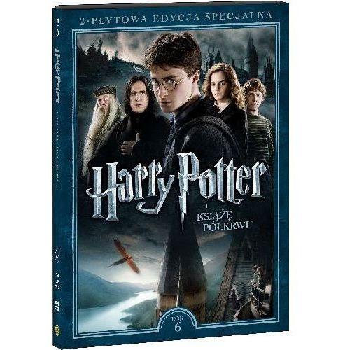 HARRY POTTER I KSIĄŻĘ PÓŁKRWI. 2-PŁYTOWA EDYCJA SPECJALNA (2DVD) (Płyta DVD) (7321916225121)