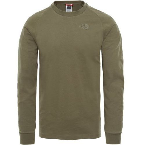 Longsleeve raglan simple dome t93bqn7d6 marki The north face