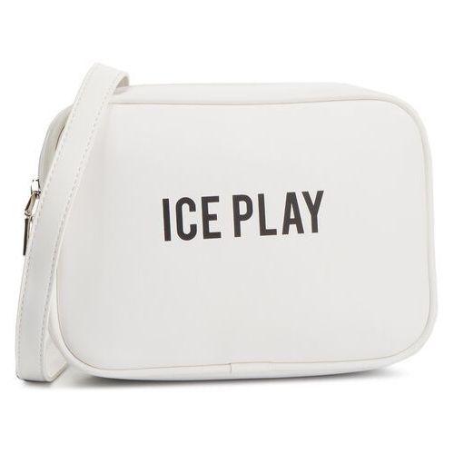 Torebka ICE PLAY - 19E W2M1 7200 6928 1101 White