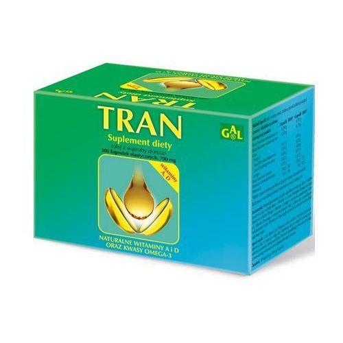TRAN 700 mg 300kaps (lek tran)