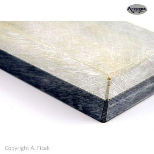 Zestaw 3 el. Coticule STANDARD (jak SELECTED!) 200 x 40 mm - kamień + okruch + pudełko