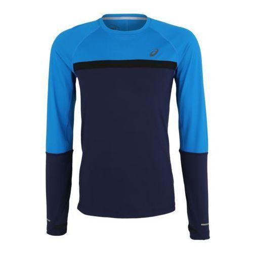 asics Thermopolis Plus Koszulka do biegania z długim rękawem Mężczyźni niebieski S 2018 Koszulki do biegania (4549957656473)