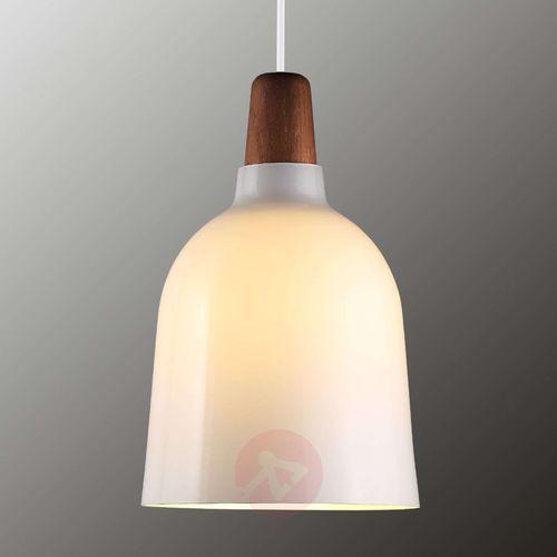 Lampa wisząca Nordlux 78333012, E14 (ØxW) 14 cmx21.5 cm, Biały, Orzech włoski (5701581265585)