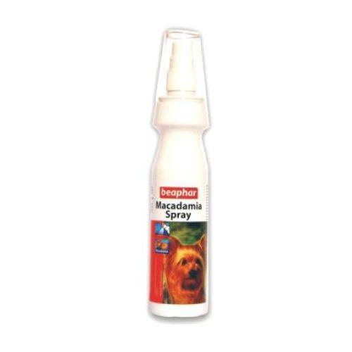 macadamia spray do pielęgnacji sierści marki Beaphar