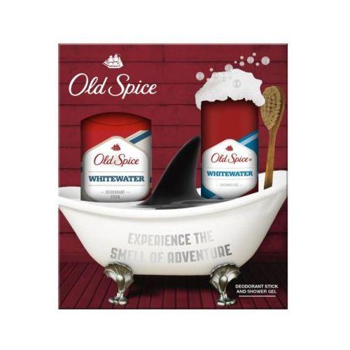 OLD SPICE Whitewater Zestaw dla mężczyzn (dezodorant + żel pod prysznic)