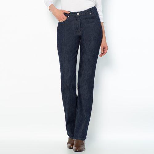 Jeansy denim stretch, wewn. dł. nogawki. 73 cm, jeans