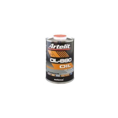 ARTELIT Olej pielęgnacyjny OL-690 1l, OL-690