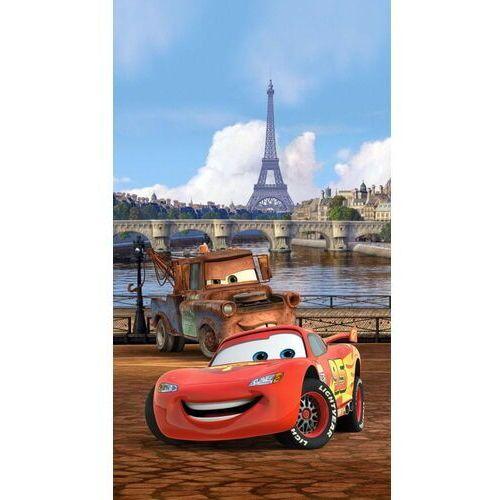 zasłona cars w paryżu 140 x 245 cm 1 szt. marki Ag design