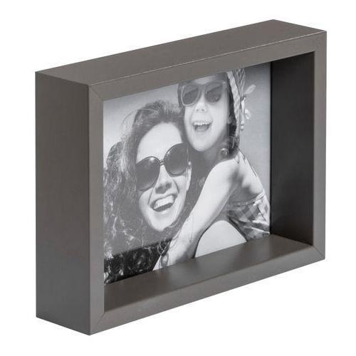 Foto ramka Box 13 x 18 cm szara, FC13181145M051