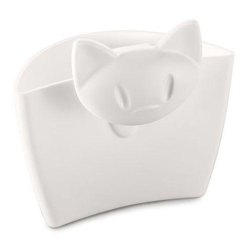 Pojemnik wielofunkcyjny na kubek Mimmi biały