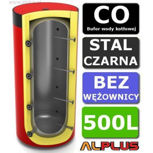 Bufor LEMET 500L Bez Wężownicy do CO - Zbiornik Buforowy Zasobnik Akumulacyjny 500 litrów- Wysyłka Gratis