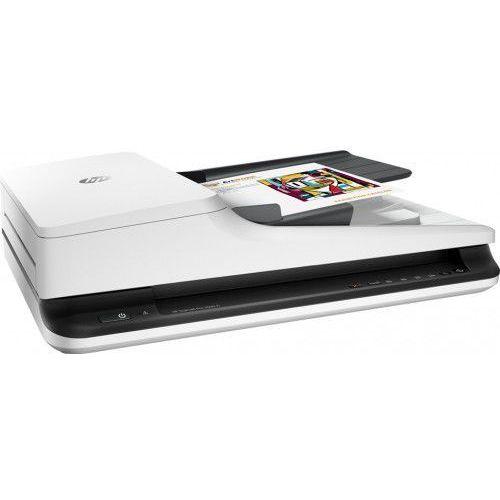 HP ScanJet Pro 2500 f1 Flatbed Scanner L2747A - KURIER UPS 14PLN, Paczkomaty, Poczta