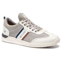 Sneakersy MUSTANG - 44A013 Ice/Grau