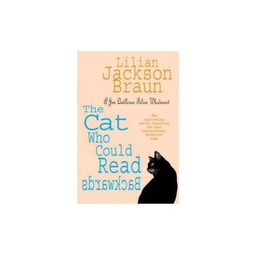 Cat Who Could Read Backwards (The Cat Who... Mysteries, Book 1) (9780747250340)