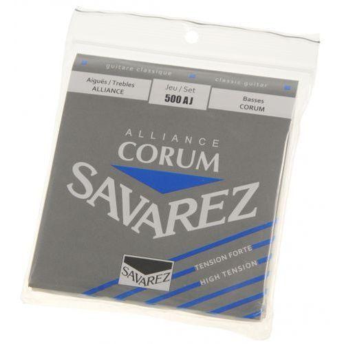 Savarez (656057) 500aj corum alliance ht struny do gitary klasycznej