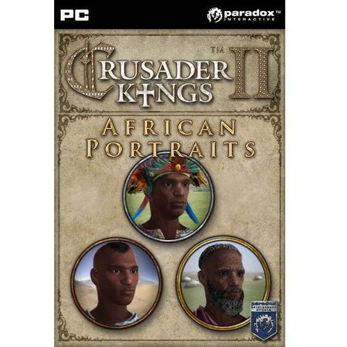 Crusader Kings 2 African Portraits (PC)