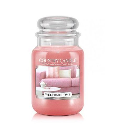 COUNTRY CANDLE ŚWIECA ZAPACHOWA 652G WELCOME HOME