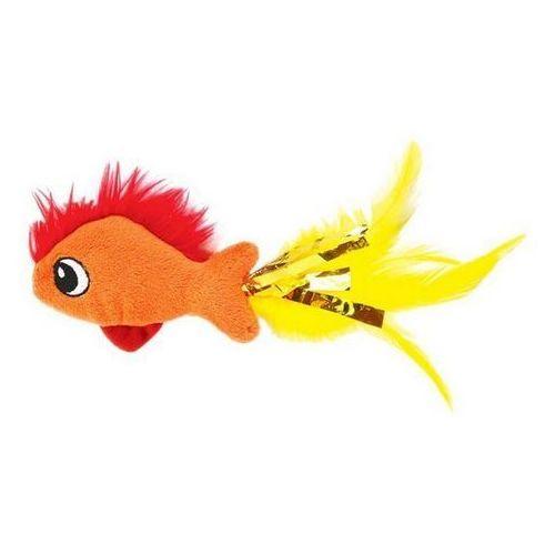 Petstages  rybka z piórkami - 100% kocimiętka! [ps90027]
