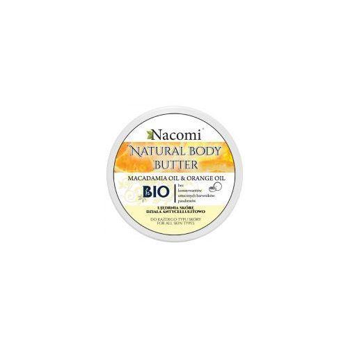 , masło shea - pomarańczowe, 100ml marki Nacomi