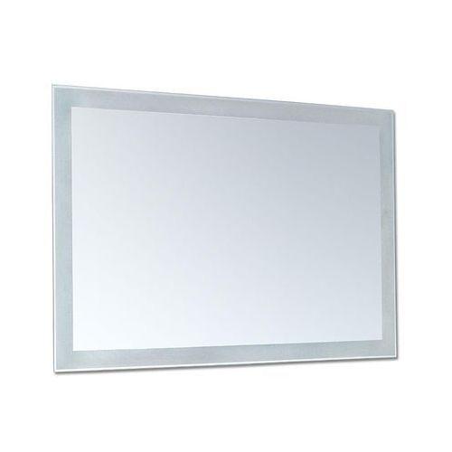 Lustro łazienkowe bez oświetlenia ines 80 x 60 cm marki Venti