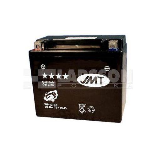 Akumulator żelowy jmt ytx12-bs (wp12-bs) 1100294 yamaha yzf 600, daelim sq 125 marki Jm technics