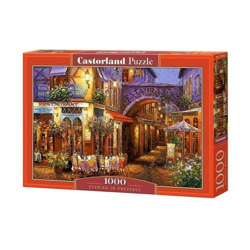 Castorland Puzzle 1000 evening in rrovence