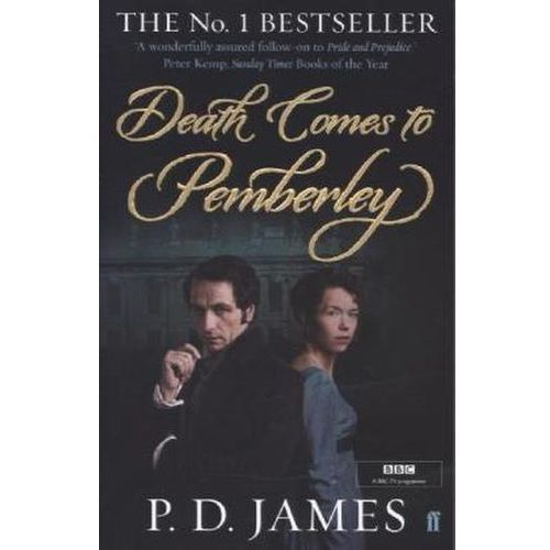 Death Comes to Pemberley (9780571311170)