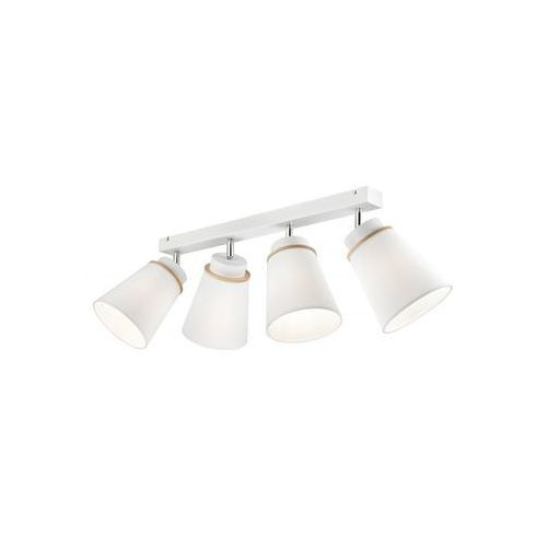 Lamkur Oświetlenie punktowe agustino 4xe27/60w/230v biały (5907687437578)