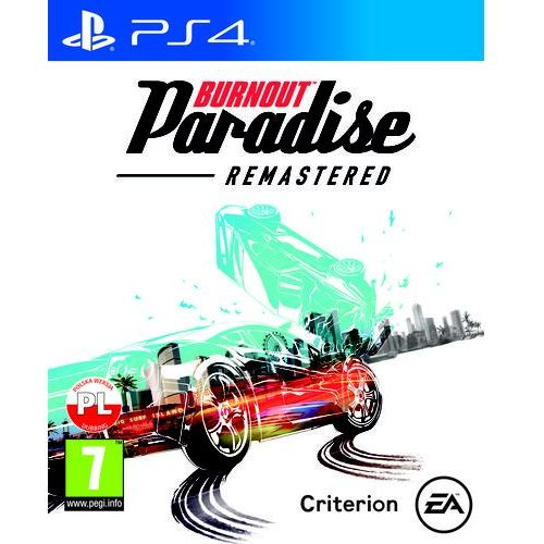 Burnout Paradise HD Remaster (PS4)