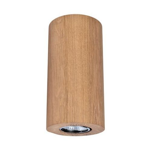 Spot-light wooddream wall 2081274 2x6w gu10 led, dąb olejowy marki Spot light