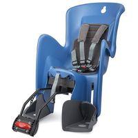 fotelik rowerowy bilby, niebieski/szary marki Polisport