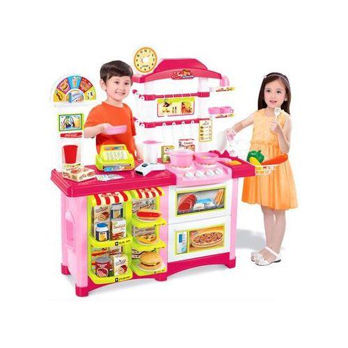 2w1 ogromna kuchnia + sklep market restauracja bar 889-06 marki Kindersafe