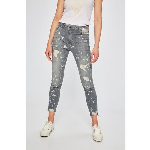 Silvian Heach - Jeansy Meg Pin-Up, jeans