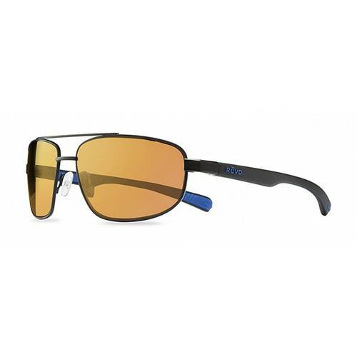 Okulary Słoneczne Revo RE1018 RE1018 WRAITH SERILIUM Polarized 01 OR