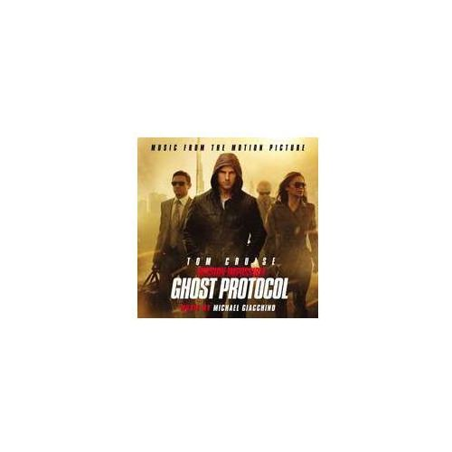 Mission Impossible: Gh Protocol / O. S. T. (0030206712827)