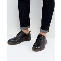 Kg by kurt geiger marston lace up shoes black leather - black, Kg kurt geiger